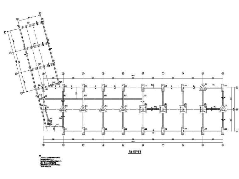 佰都花园公建及变电站结构施工图