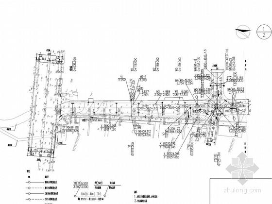 [浙江]市政道路排水施工图46张(雨污分流制)