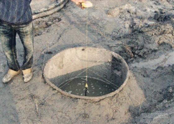 岩溶洞地区冲击成孔灌注桩施工