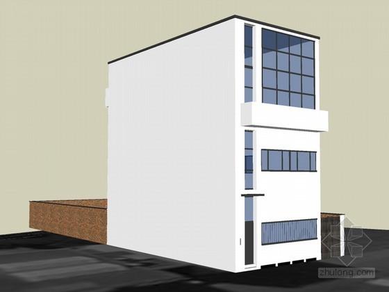 低层现代住宅