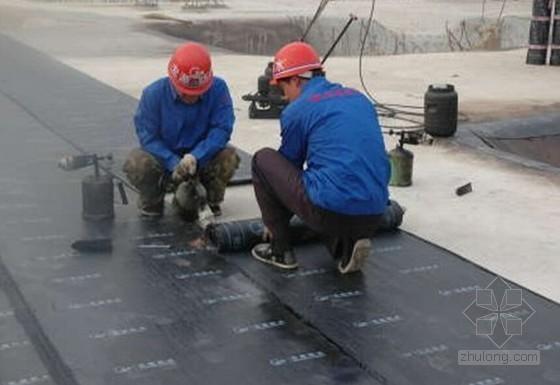 [内蒙古]框架结构医院工程地下防水工程施工方案(附图较多)