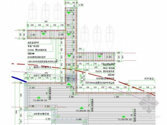 [重庆]码头基础工程招标图