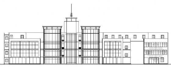 四层商场设计方案