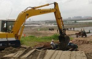[长沙]市政道路砂砾换填施工方案(2012年 软基处理)