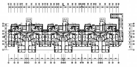 安徽某住宅小区电气施工图