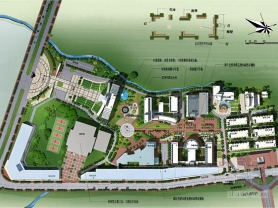 云南大学景观设计规划