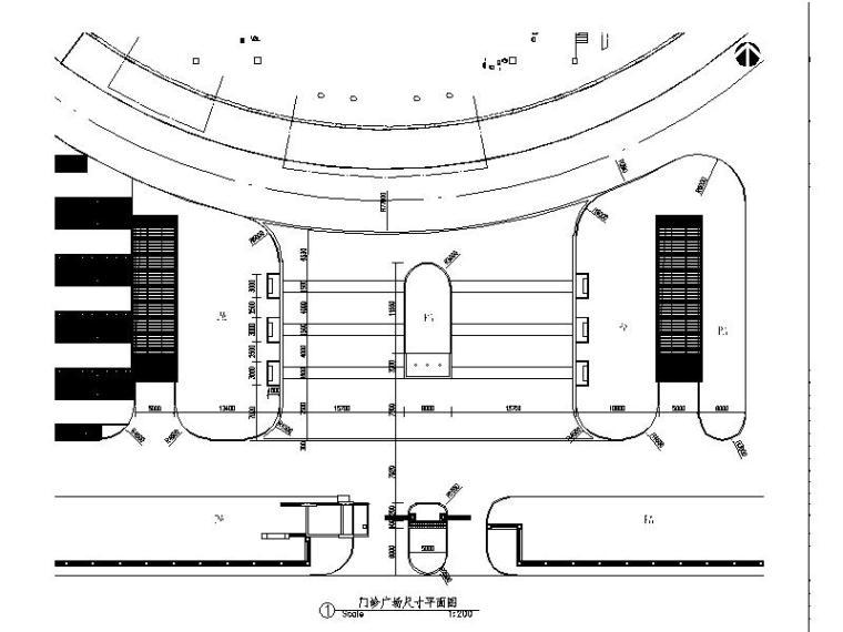 [浙江]中医院景观绿化设计全套施工图