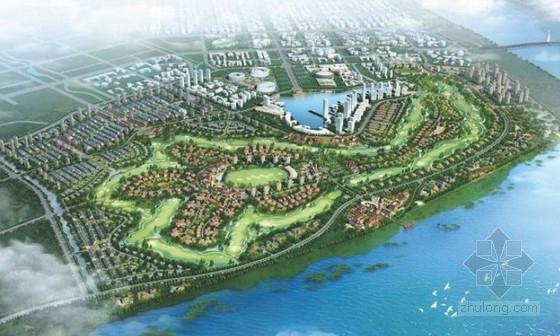 [天津]城市综合体规划及单体设计方案文本