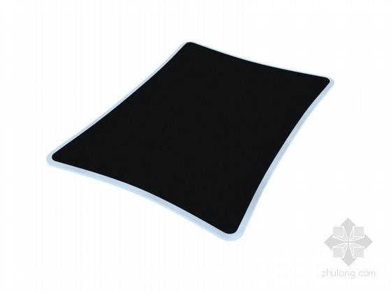 穿孔板铝板贴图资料下载-电脑手写板3D模型下载