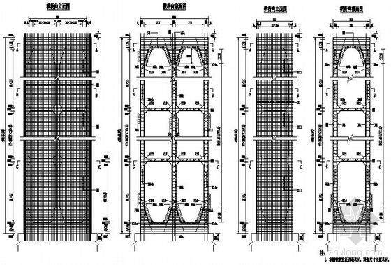 某高速公路连续钢构特大桥施工设计图