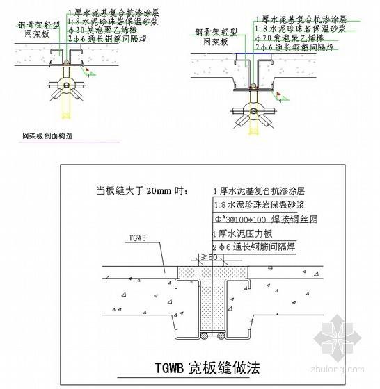 [北京]厂房屋面天基板安装施工工艺