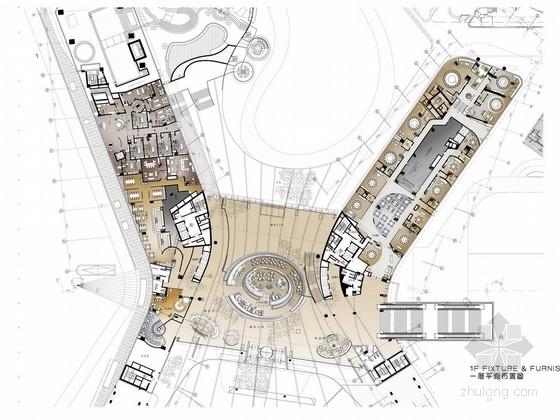 [天津]首家滨海全球连锁品牌五星级度假酒店概念设计方案