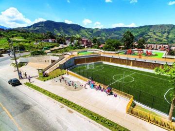 UVA El Paraíso社区中心