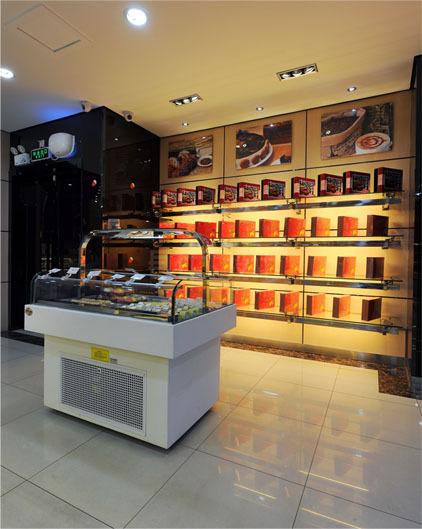 合肥蛋糕店装修设计要迎合顾客的追求和品位