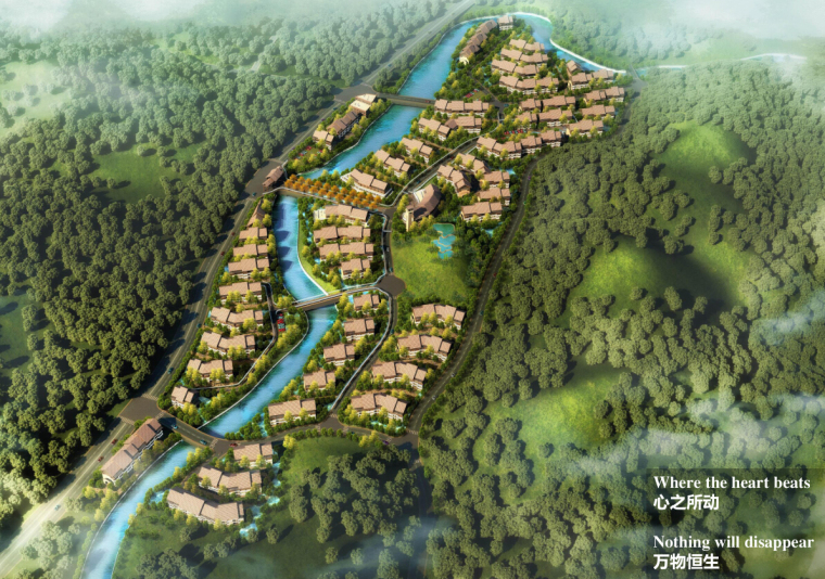 WinWin设计养老地产南昌项目规划设计概念方案_2