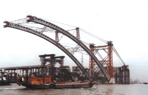 拱桥转体施工课件PPT(54页)