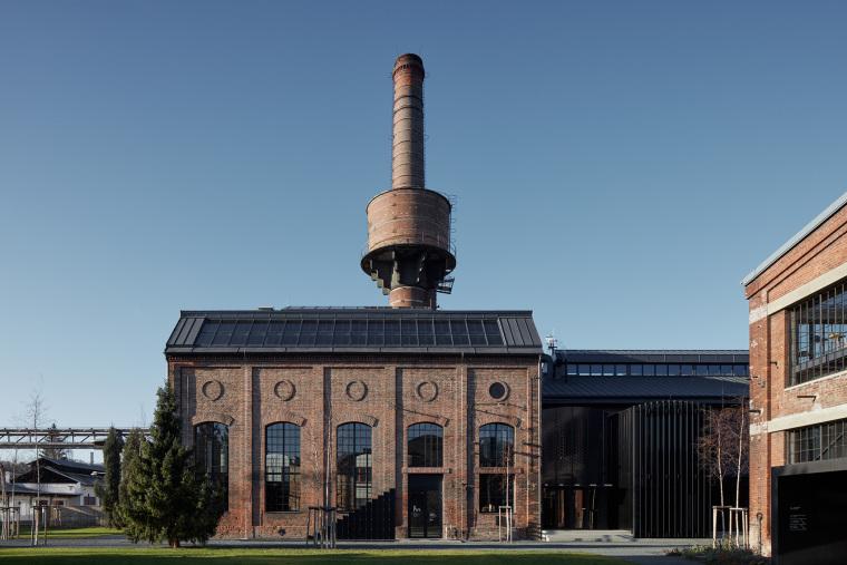锅炉房改造文化中心