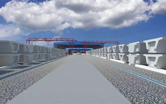 桥梁BIM技术应用试点项目——海启高速公路项目