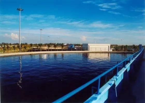 cod去除方法资料下载-市政污水处理的工艺及方法