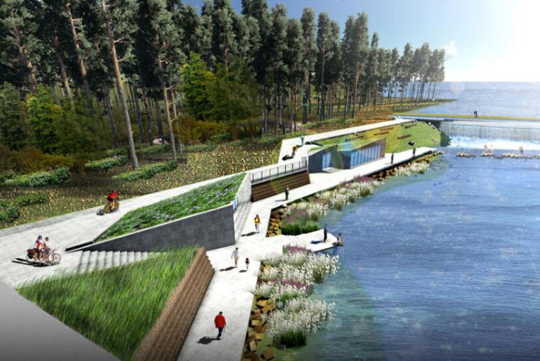 [吉林]长白山第一镇慢行道路系统规划设计