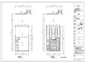 黑白无间住宅样板房室内设计施工图