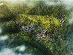 [贵州]雷山苗寨主题酒店区概念规划