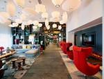 citizenM现代新旅馆,满足对色彩的所有幻想