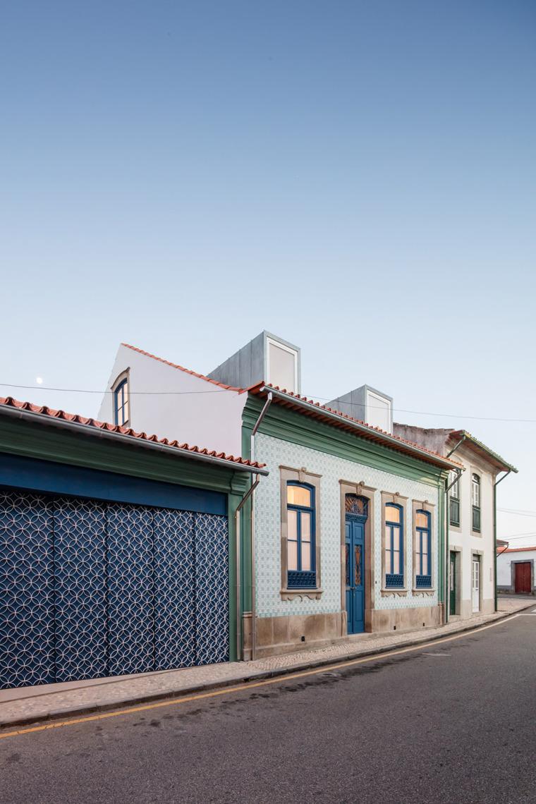 葡萄牙奥瓦尔住宅-42