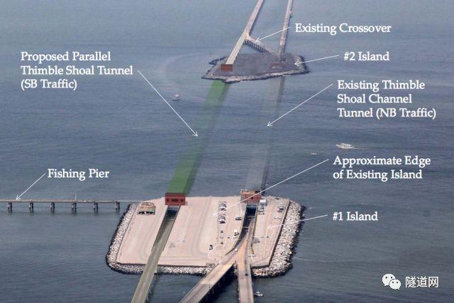 热点追踪|弗吉尼亚第三条!美国新汉普顿路隧道建设方案提交_6