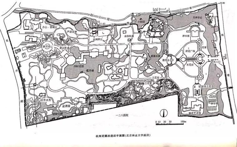 设计干货丨南方实习苏杭经典园林平面图_19