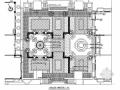 [大连]雅致庭院外围设计施工图(较详细)