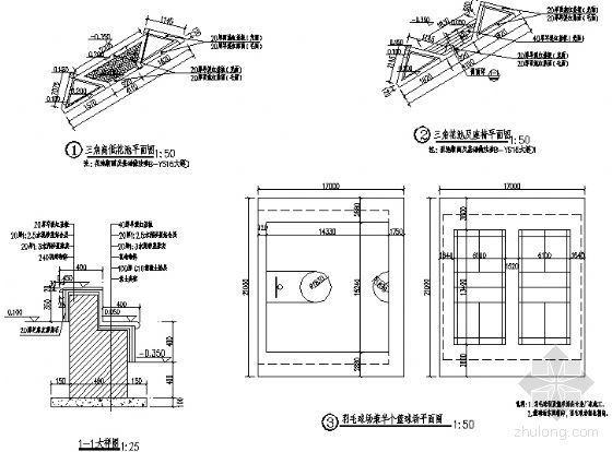 木制亲水平台施工图-4
