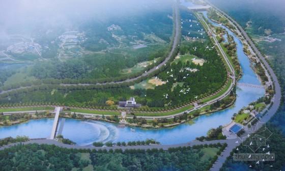 [广东]河流综合整治工程监理大纲(流程图丰富 编制于2015年)