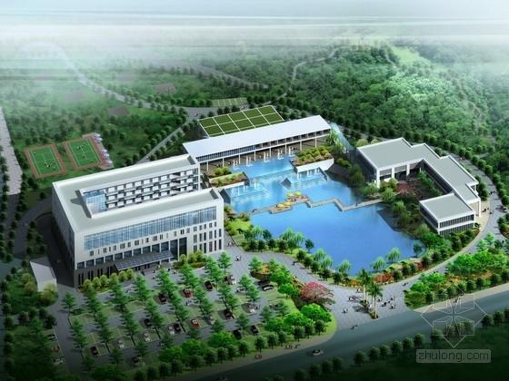 [东莞]大型工业园区规划及单体设计方案文本(含cad)
