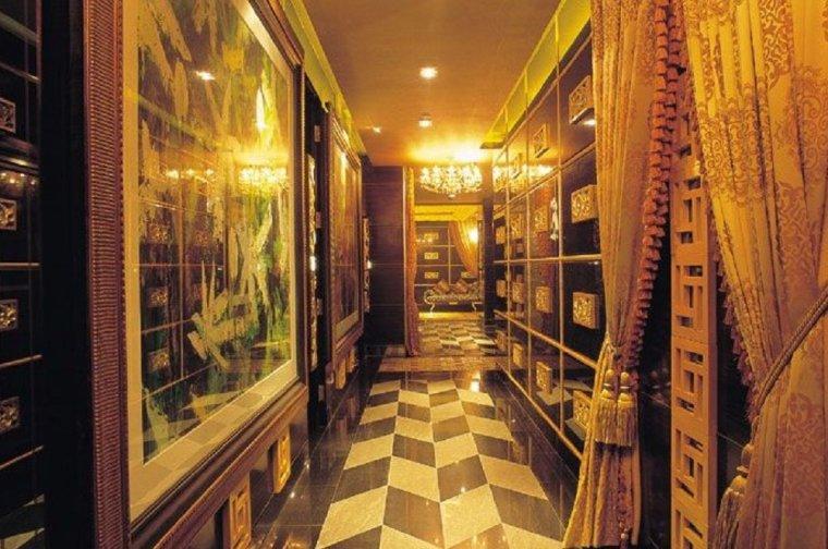 贵族会所走廊设计