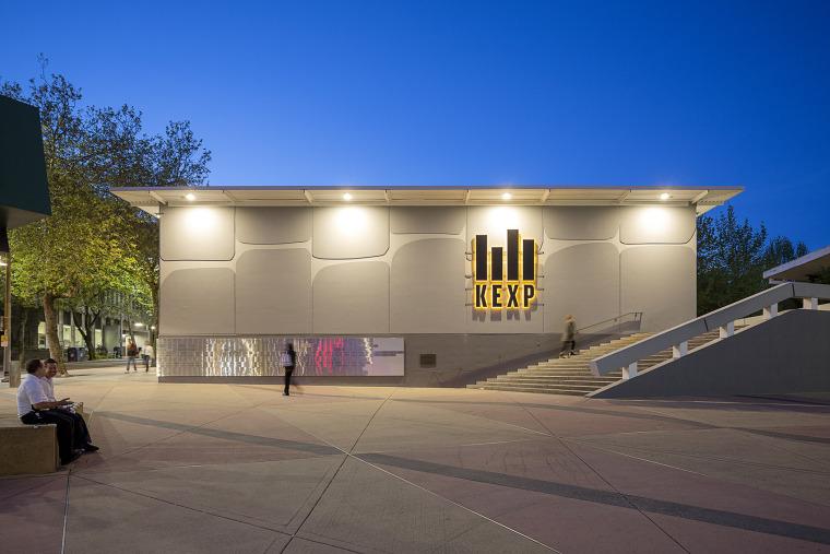 美国KEXP总部建筑