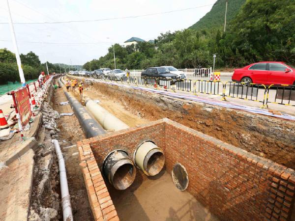 市政管道施工测量