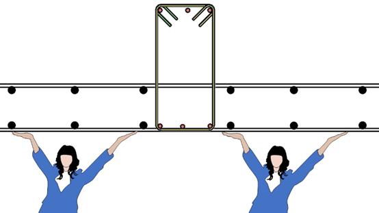 绑钢筋除了返工别无选择的错误,四项基本原则能避免_26