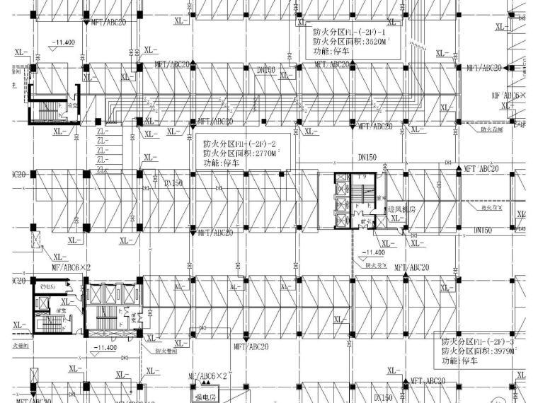 [广州]珠江新城核心商务区超高层(432m)综合体给排水消防全套图纸(标志性建筑,含详细设计说明书)_5