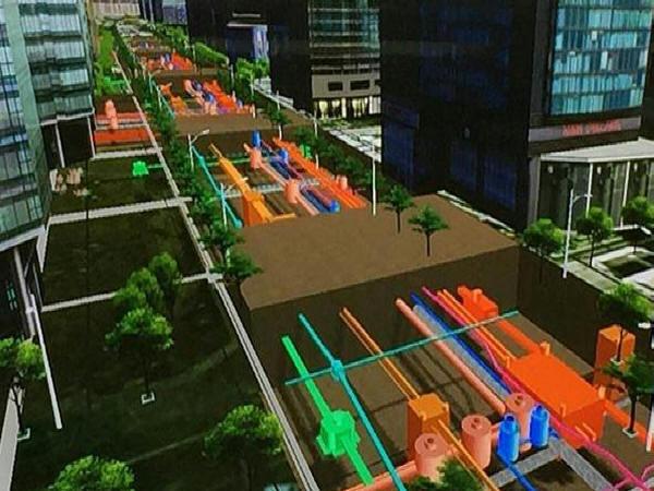 《市政管道工程施工技术》培训讲义395页PPT(开槽施工,不开槽施工,管廊施工)