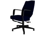 现代办公椅3D模型下载