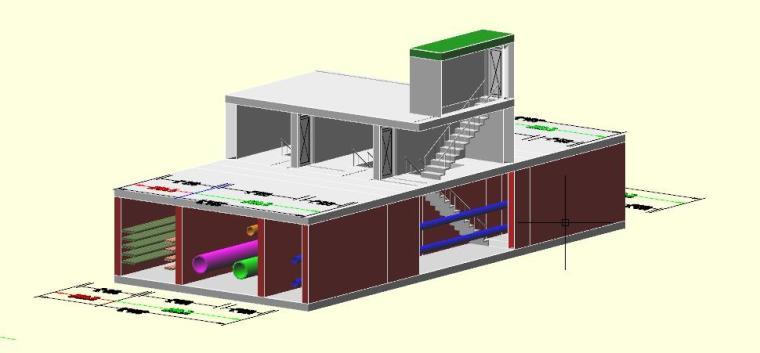 杰图给排水、综合管廊设计软件及视频分享