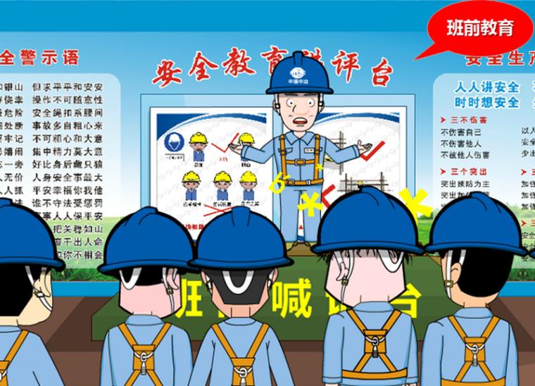 施工现场安全生产管理人员素质标准化建设培训课件(95页)
