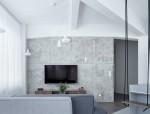 布拉格:简洁却有趣的素色空间