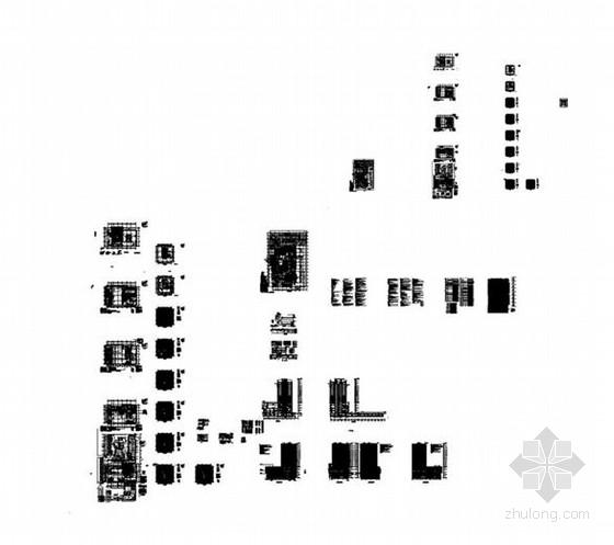 [合集]3套高层知名五星级酒店建筑施工图_4