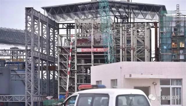 从化发电厂平台坍塌9死,工友:遇难者来自同一宿舍