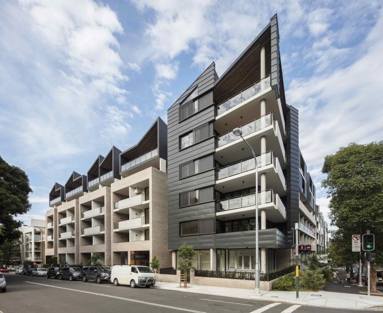 澳大利亚多层住宅