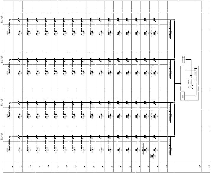 北京房山高教园住宅项目电气施工图