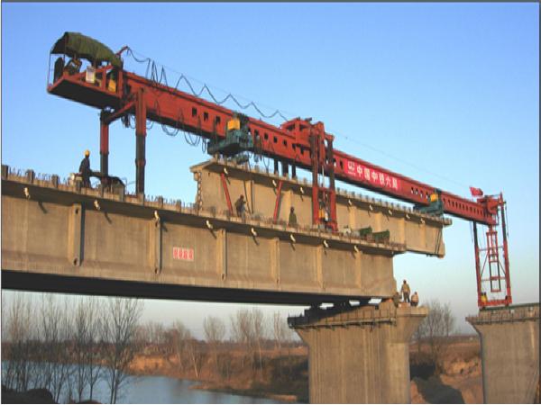 DJ型公铁架桥机使用/维护/保养手册