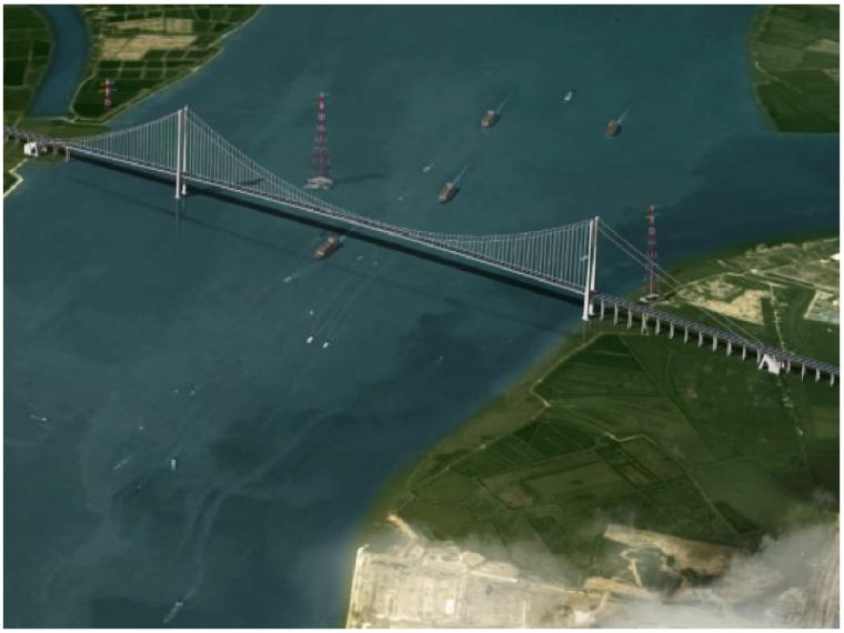 [广州]虎门二桥S4标总体施工组织设计(293页)